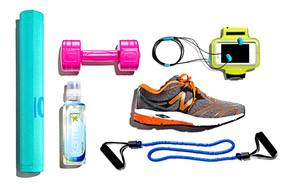 Fitness eCommerce Photography by Mark Glenn