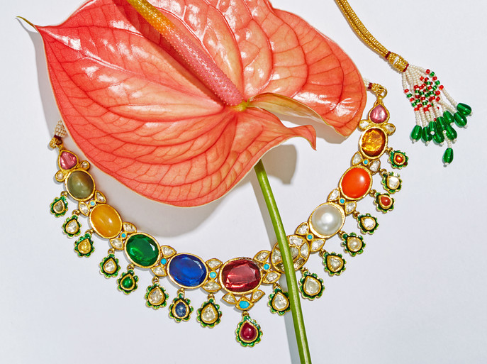 Sanjay Kasliwal Jewelry Advertising Photography by Mark Glenn