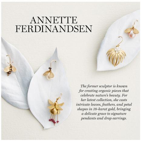 Anette Fernandinson Advertising Photography by Mark Glenn