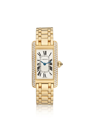 Cartier Watch Jewerly Photography by Mark Glenn
