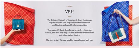 VBH Handbags Advertising Photography by Mark Glenn