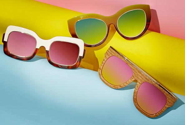 Dax Gabler Sunglasses Advertising Photography by Mark Glenn