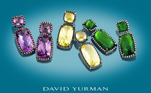 David Yurman Jewelry Advertising Photography by Mark Glenn