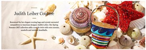 Judith Leiber Handbags Advertising by Mark Glenn