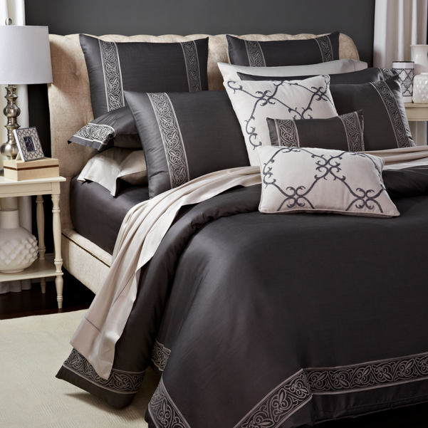 Bloomingdales Home Bedding Advertising Photography by Mark Glenn