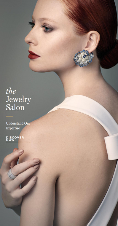 Jewelry Salon Advertising Photography by Mark Glenn