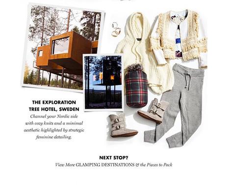Fashion Laydowns Advertising Photography by Mark Glenn