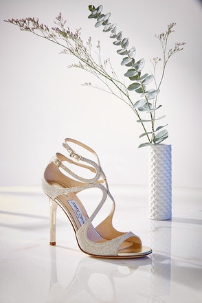 Jimmy Choo Bridal Shoes Advertising Photography by Mark Glenn