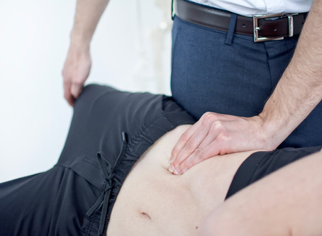 It's all in the hips - How to deal with pain or pinching in the hips