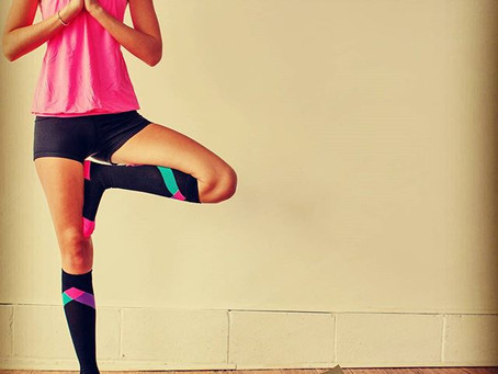 Compression socks - these aren't your grandma's graduated compression stockings!