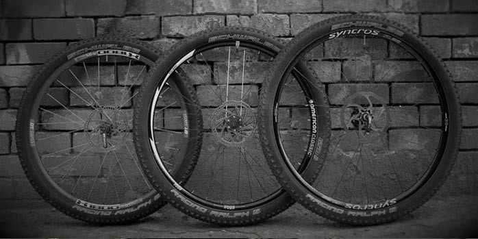 mountain bike wheel size
