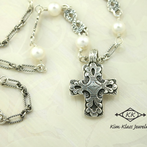 Eternity Cross on Infinity Chain