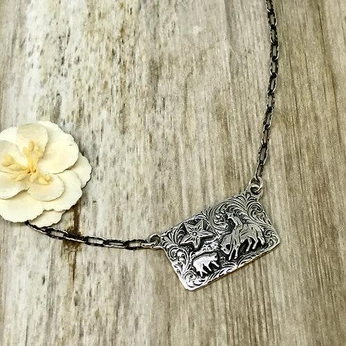 Faith Happens Necklace