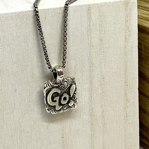 Go/Trust Necklace