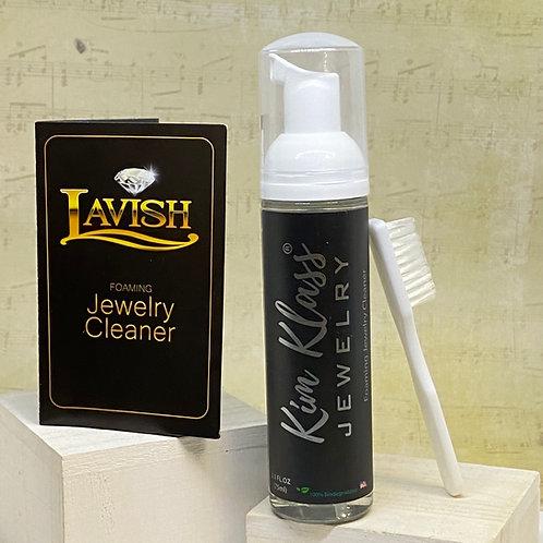Lavish Foam Jewelry Cleaner