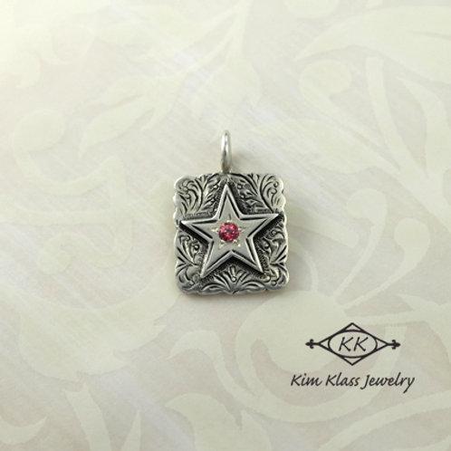 King Star Charm