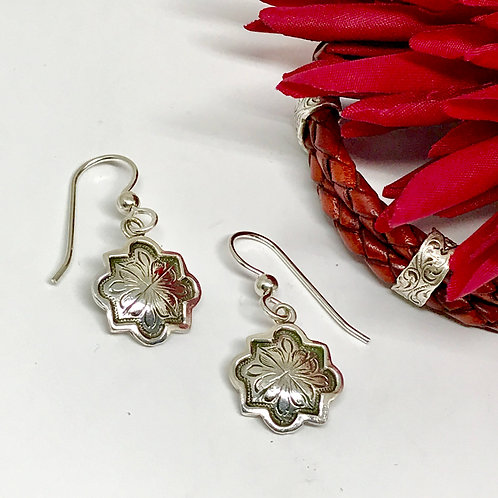 Conchita Earrings on French wire