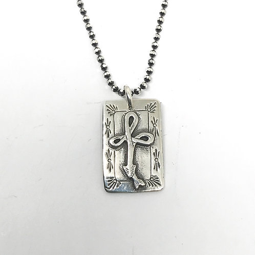 """Look Ahead"" Necklace/Pendant"