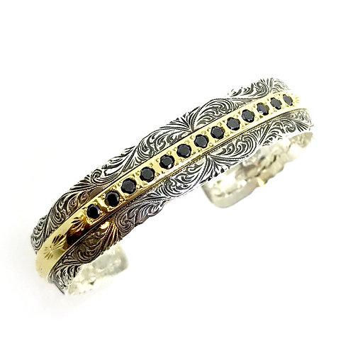 Cowgirl Tennis Bracelet