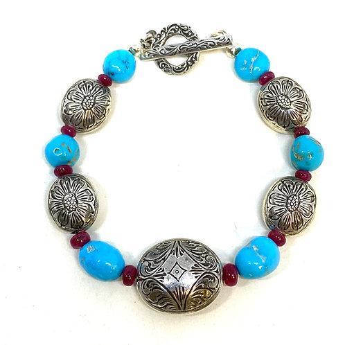 Ruby River Bracelet