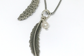 Sterling silver link and chains for Kim Klass Pendants!