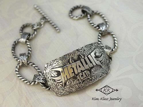 Custom Logo Bracelet