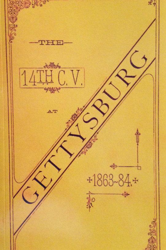 Gettysburg Academic Calendar.14th Connecticut At Gettysburg 1863 1884