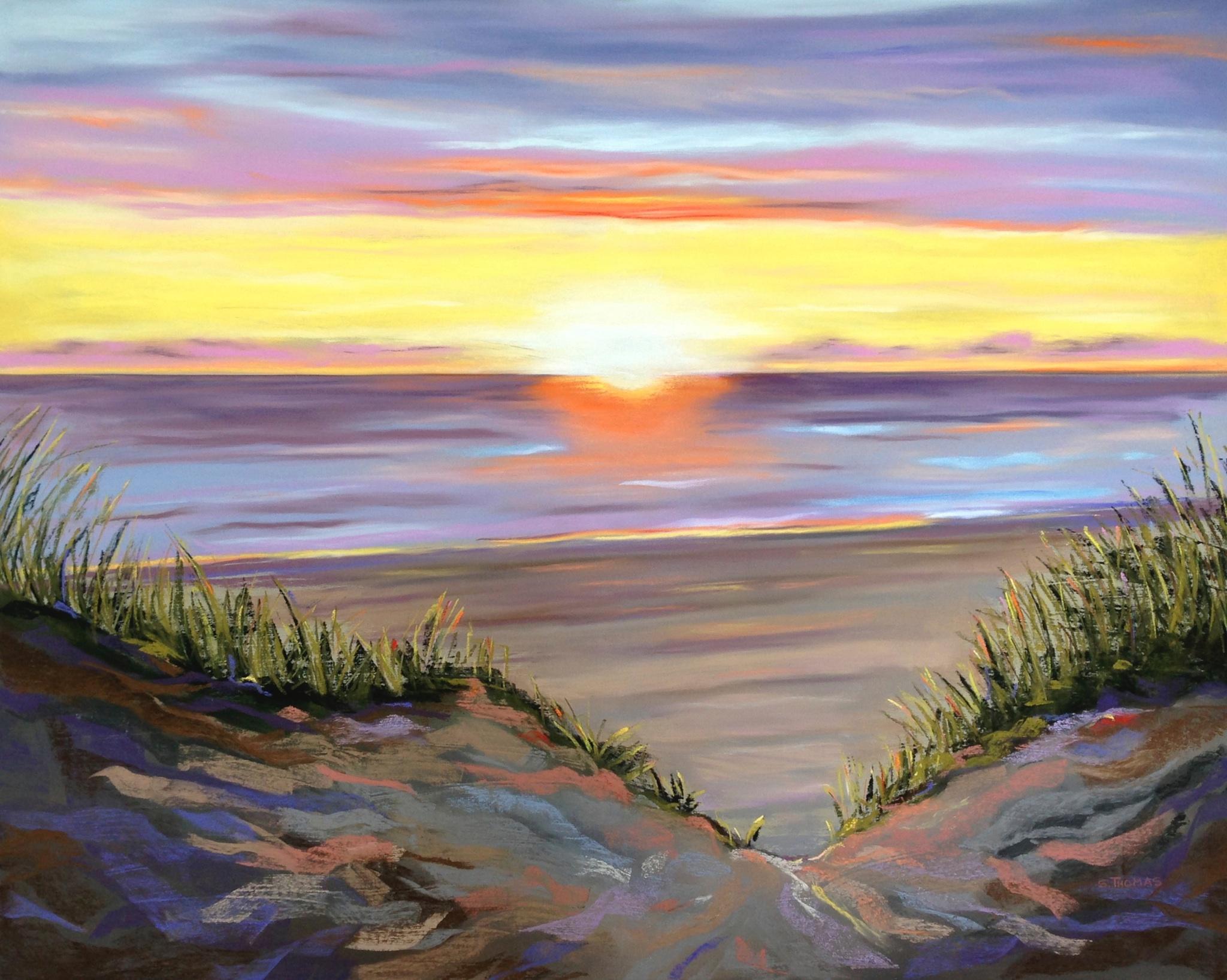 Evening Dunes
