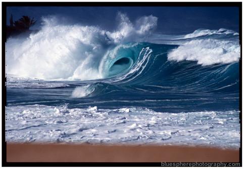 bluespherephotography.com © - OCEAN VIEWS - Waimea Shorey