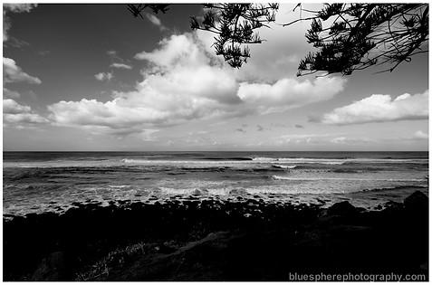 bluespherephotography.com © - OCEAN VIEWS - To the Horizon Burleigh