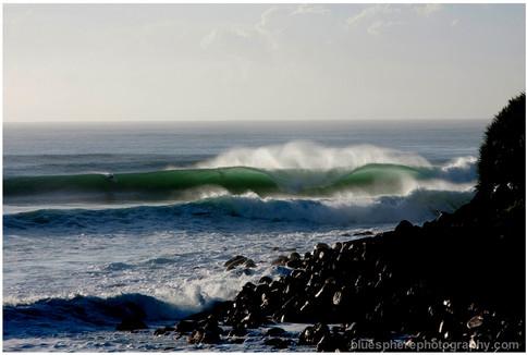 bluespherephotography.com © - OCEAN VIEWS - Oscillate, Burleigh