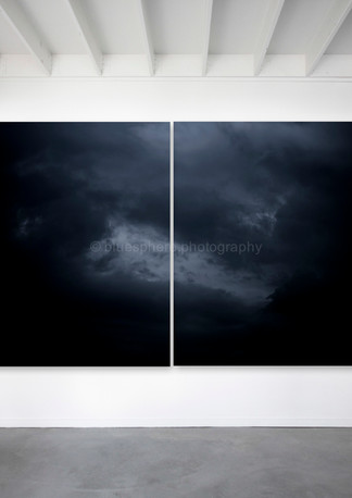 BlueSphere digital exhibition 4561 diptych 1 and 2 ATMOSPHERIC 2
