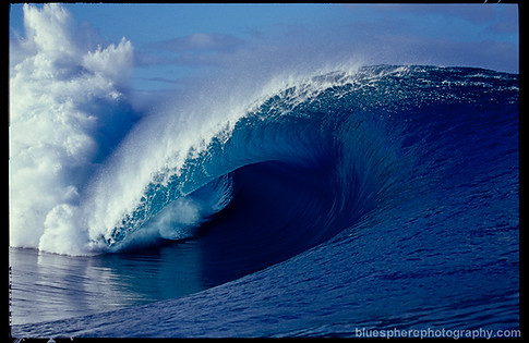 bluespherephotography.com © - OCEAN VIEWS - The Perfect Wave