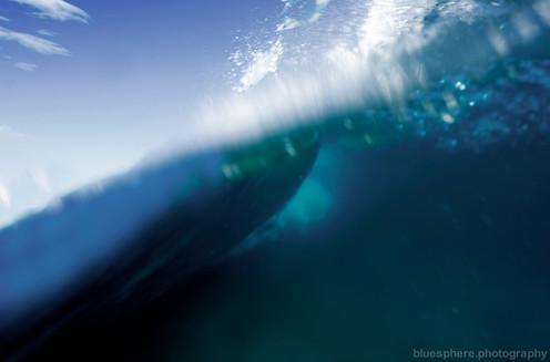 WATER LINES bluesphere.photography © Underwaterline