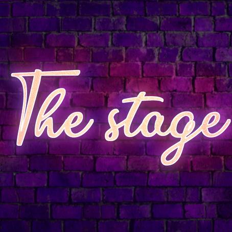 Découvrez The stage, le podcast sur l'acting !