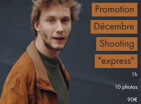 Promotion de décembre