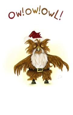ow ow owl