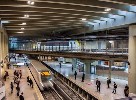 Bruxelles - Des artistes pour embellir la station de métro Simonis