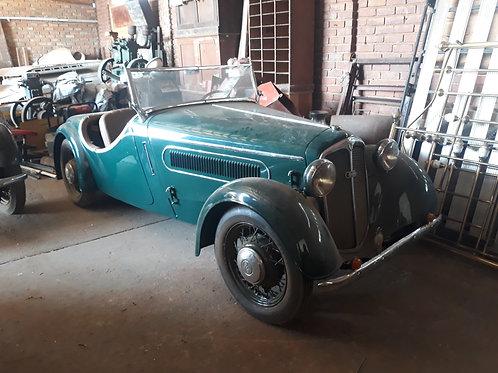 1936 DKW F5 Sports Luxus Zweisitzer Roadster