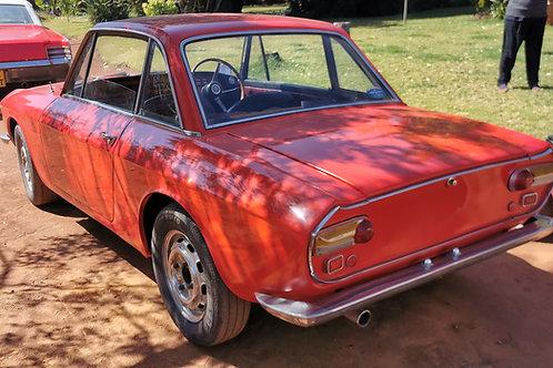 1968 Lancia Fulvia Rallye