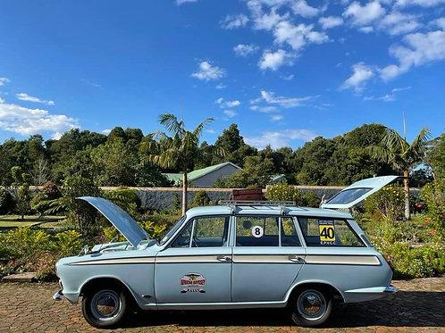 1965 Ford Cortina 1500 Deluxe Estate (Wagon)