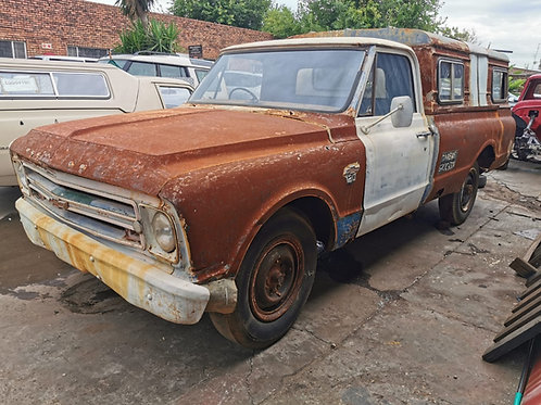 1967 Chevrolet Pickup Project