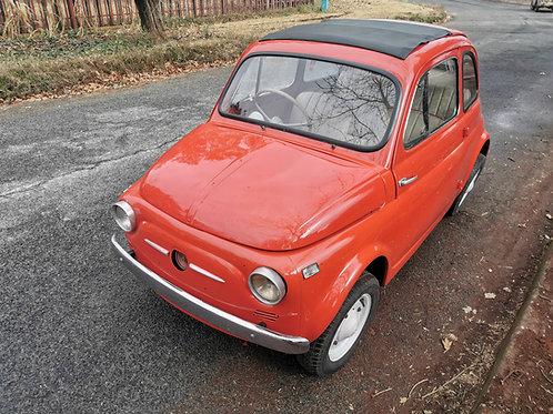 1959 Fiat 500 Nuova