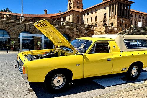 1974 Valiant Pickup Formula S