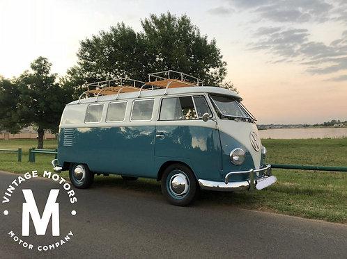 1958 Splitwindow Volkswagen Kombi