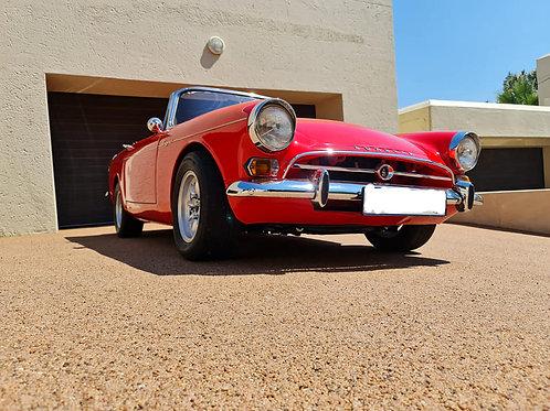 1967 Sunbeam Tiger V8