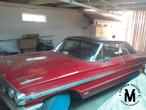 """1964 Galaxie 500XL Sports Coupe 390v8 """"Barn-Find"""""""