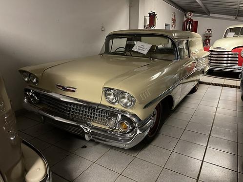 1958 Chev Deliver Sedan