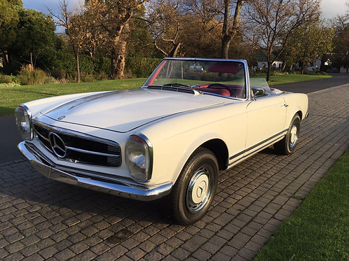 1963 Mercedes Benz 230SL W113