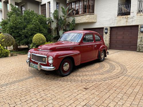 1961 Volvo 544 LHD